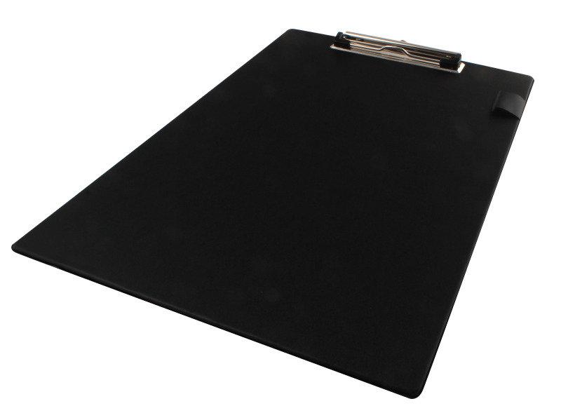 Rapesco Standard Clipboard, A4/Foolscap (black)