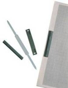 SAFE CLIP 8CM PLASTIC PK50 63636