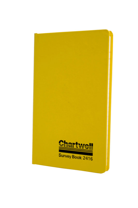 Image of Chartwell Survey Book 5x4