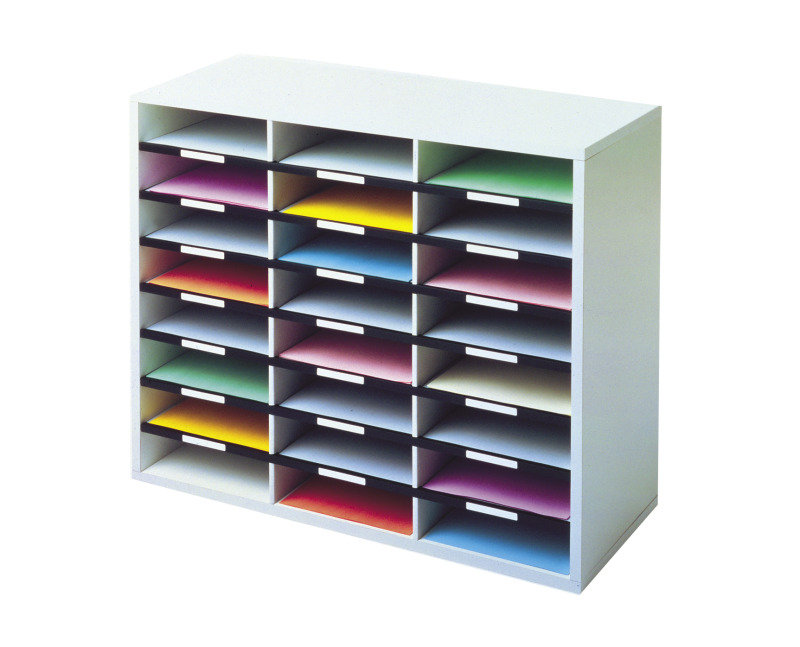 Fellowes A4 Literature Sorter - 24 Compartment