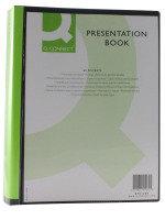 Q Connect Presentation Book - 60 Pocket