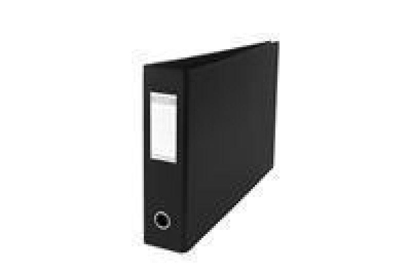 Elba Bantex Laf A3 File 70mm Black - 2 Pack