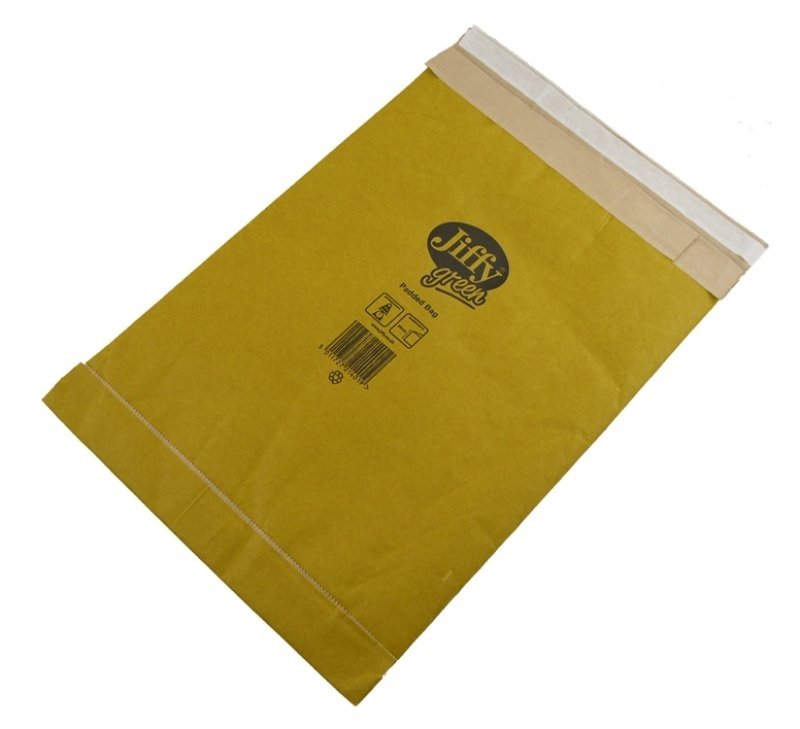 JIFFY PADDED BAG 195X280MM PK100 PB2