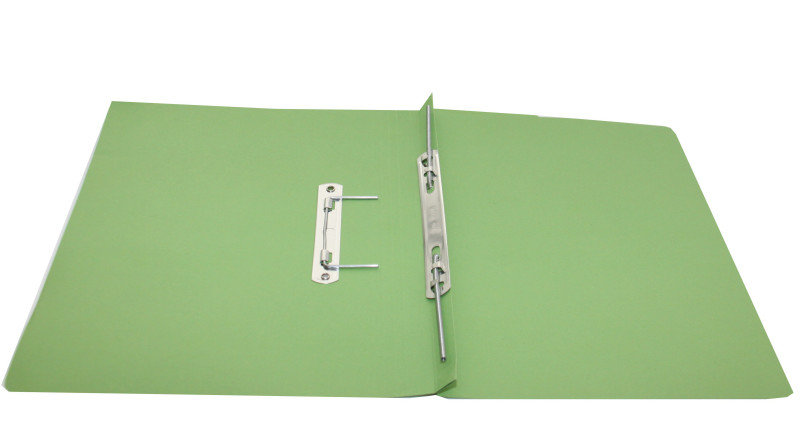 Image of Eastlight Jiffex File A4 Green 43244 - 50 Pack