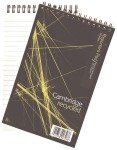 Recycled Spiral Notebook 125x200 F15002 - 10 Pack