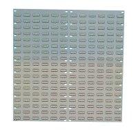 Barton Grey Louvred Panel 914x946mm