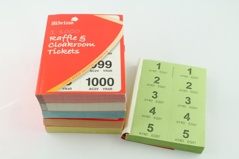 Click to view product details and reviews for Silvine Cloakroom Ticket 1 1000 1000 T 6 Pack.