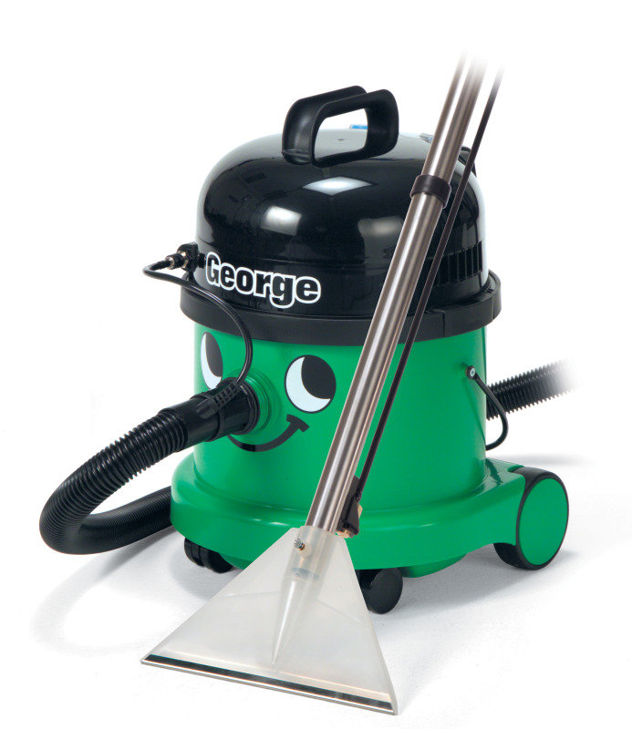 Numatic George Green Bagged Wet & Dry Vacuum Cleaner