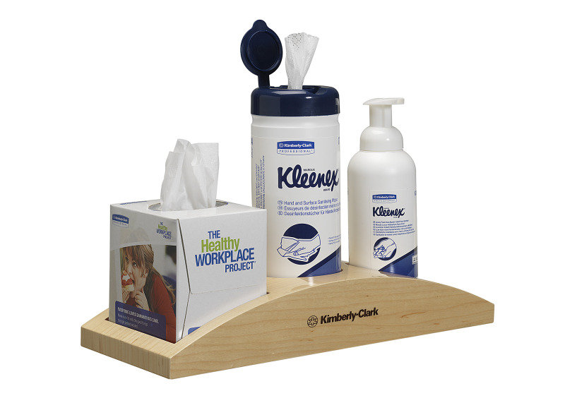 Image of KIM HEALTHY WORKPLACE MEET ROOM CADDY