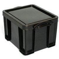 REALLY USEFUL 42 LITRE RECYCLED BOX BLK