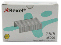 REXEL STAPLES NO56 6MM PK5000 06025