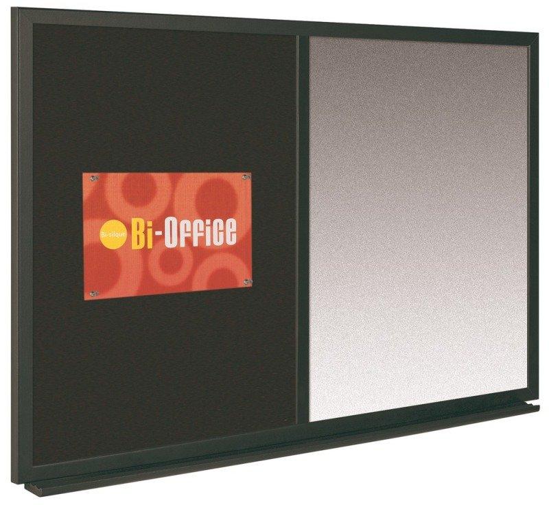 BI-SILQUE COMBO BOARD 600X900 BLK/SILVER