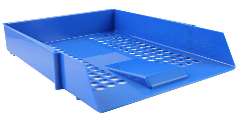 Q CONNECT LETTERTRAY BLUE