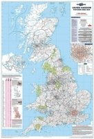 MAP POSTCODE AREA UK            PLANBIPA