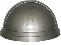 Addis Bullet 50 Litre Bin Lid - Grey
