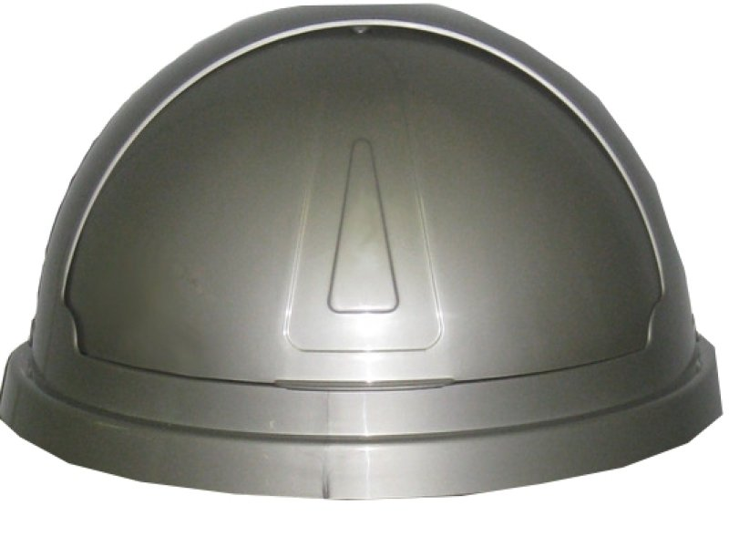 Image of Addis Bullet 50 Litre Bin Lid - Grey