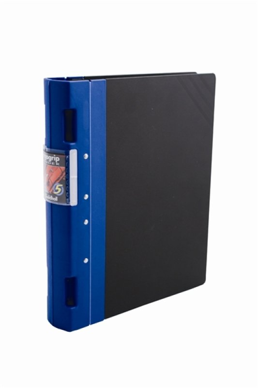 Guildhall Ergonomic Binder A4 Blue - 2 Pack