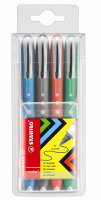STABILO WORKER COLORFUL AST 2019/4 P4