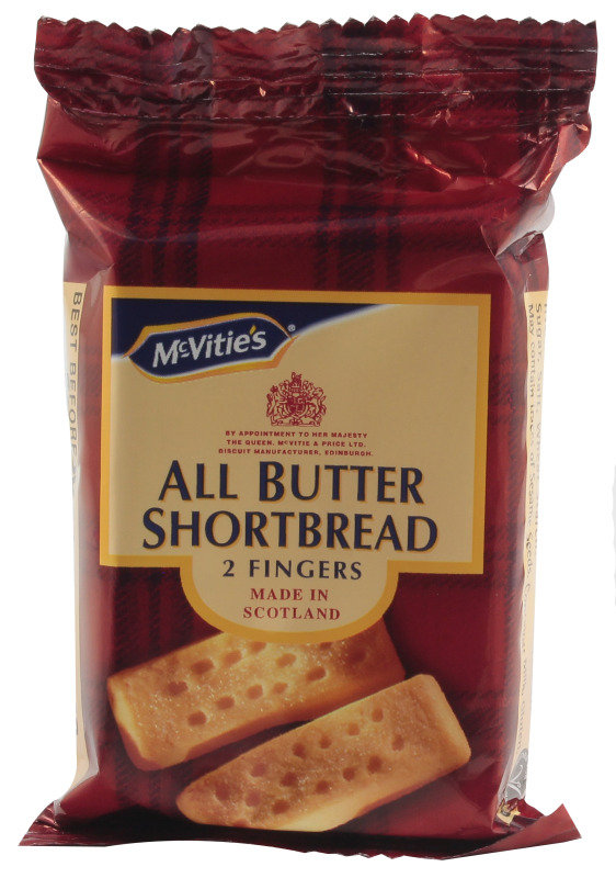 McVities Original Butter Shortbread - 48 Pack