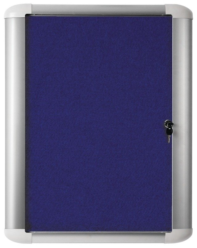 Bisilque 60x45cm Lockable Display Case