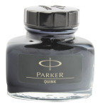Parker Quink Ink 2Oz Bottle Black