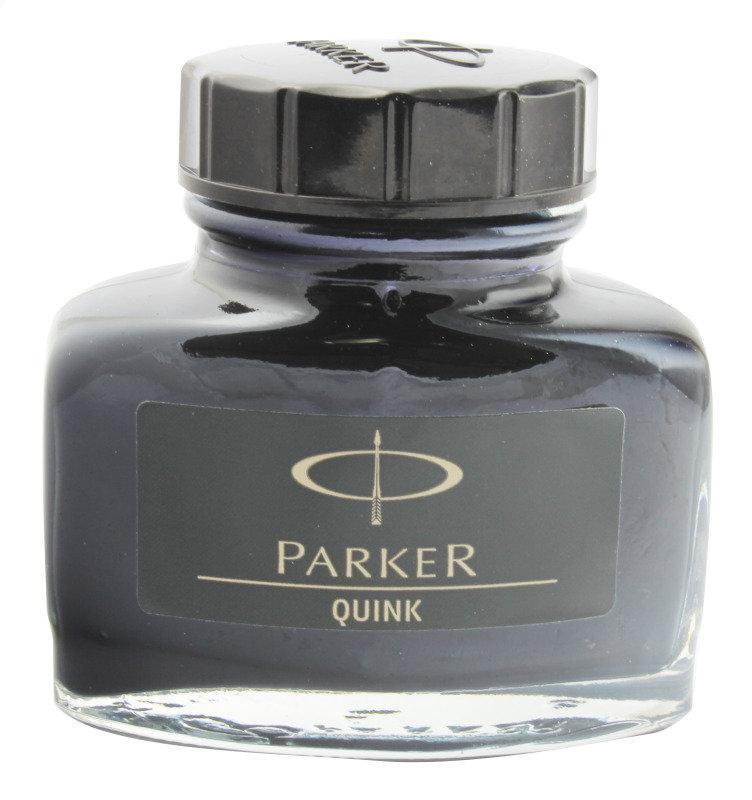 Parker Quink Ink 2Oz Bottle Black