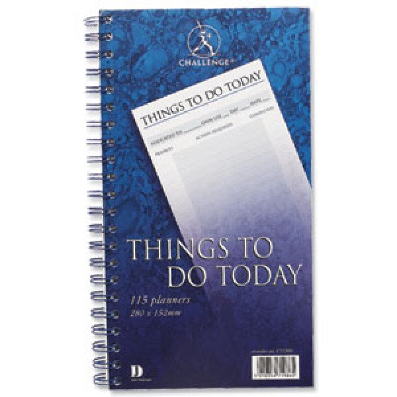 CHALLENGE THINGS 2 DO PAD 280X152 115LF