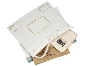 Postsafe Extra Strong C4 Envelopes Pack of 100 Biodegradable Polythene