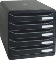Exacompta Multifirm Big Box Plus Black