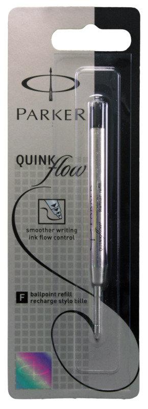 Parker Quinkflow Bp Rfl Fn Blk Blist X1 - 1 Pack