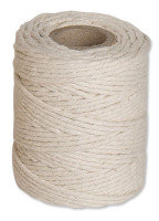 COTTON TWINE 500G MEDIUM WHITE PK6