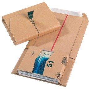 MAILING BOX 145 X 126 X 55MM PK25