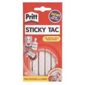 Pritt Sticky Tac White 841737 - 12 Pack