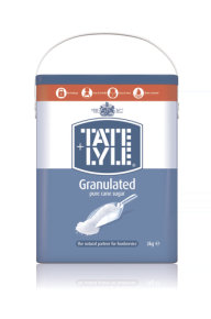 Tate and Lyle Granulated Sugar - 3kg
