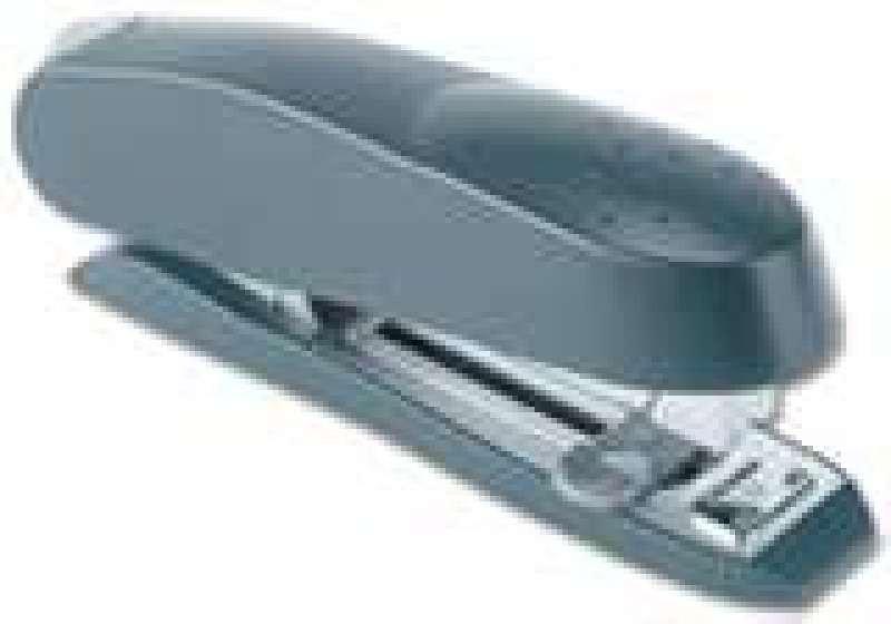 Rapesco Spinna Front Loading Stapler (black)