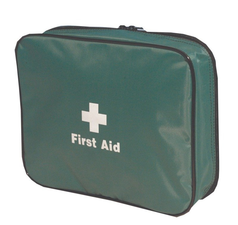WALLACE VEHICLE FIRSTAID KIT POUCH