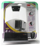 3M FLAT PANEL DOC HOLDER 2 WAY ADJ BROWN