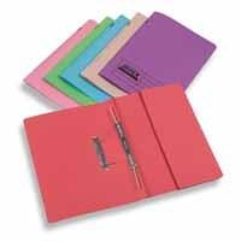 El Jiffex Pocket File Fcp Blue 43313 - 25 Pack