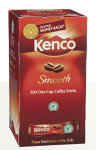 Kenco Smooth Roast One Cup Coffee Sachets - 200 Pack