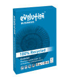 Evolution Business White A4 120gsm Paper - 250 Sheets