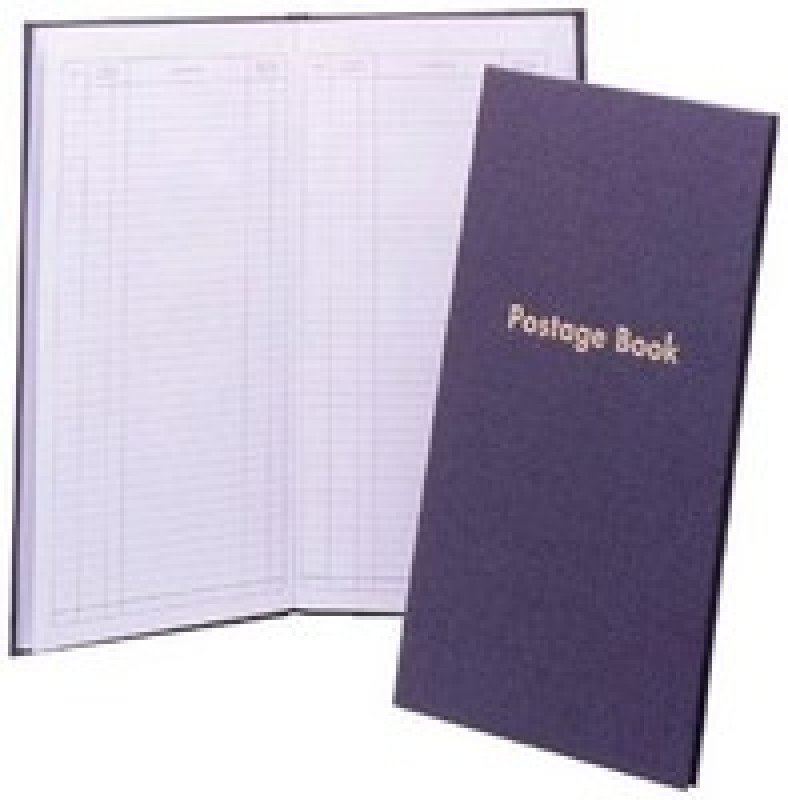 Guildhall JustSo Postage Book 80 Pages