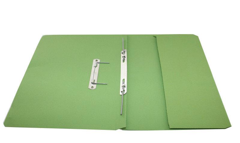 El Jiffex Pocket File Fcp Green 43314 - 25 Pack