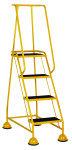 VFM Yellow 4 Tread Step