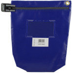 GoSecure High Security Mailing Pouch Blue