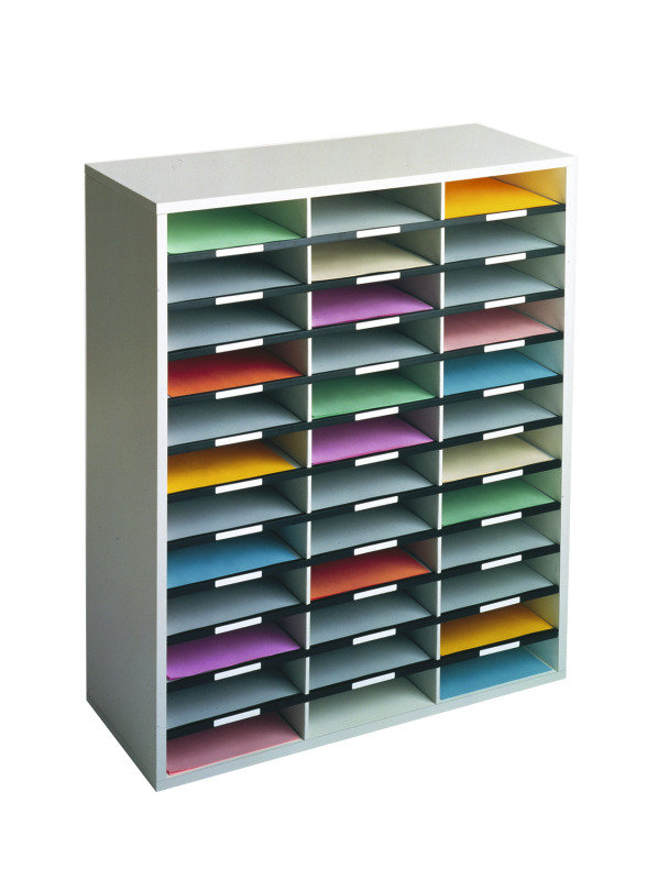 Fellowes A4 Literature Sorter - 36 Compartments