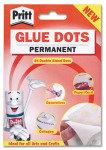 Pritt Glue Dots 64 Per Pack Clr 1444964 - 12 Pack