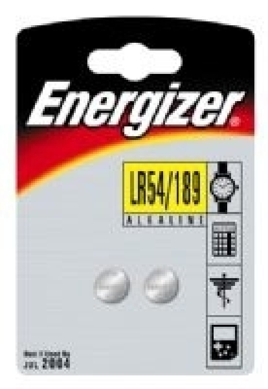 Energizer Speciality 189 Coin Cell Battery - 2 Pack