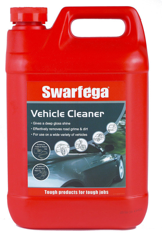 Image of DEB SWARFEGA VEHICLE CLEANER 5LTR PK2
