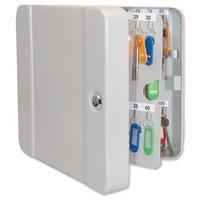 Helix Standard Steel Key Cabinet - 100 Key