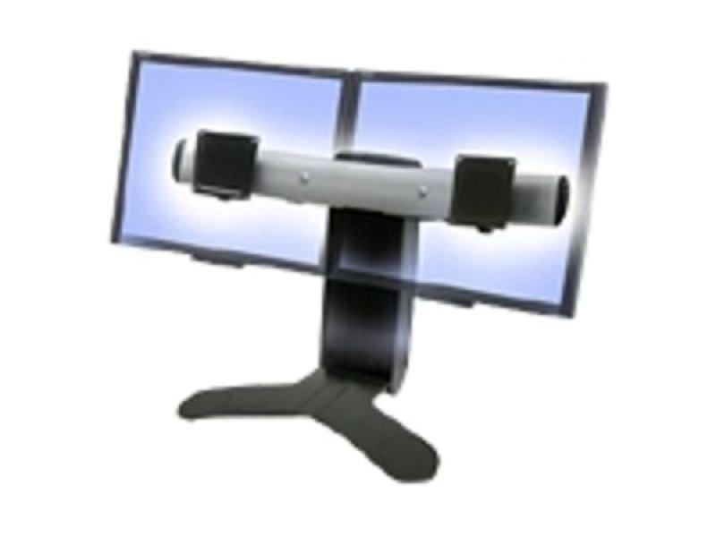 Ergotron 33-299-195 Lx Dual Display Lift Stand